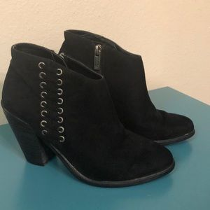 Jessica Simpson Calawyn ankle booties